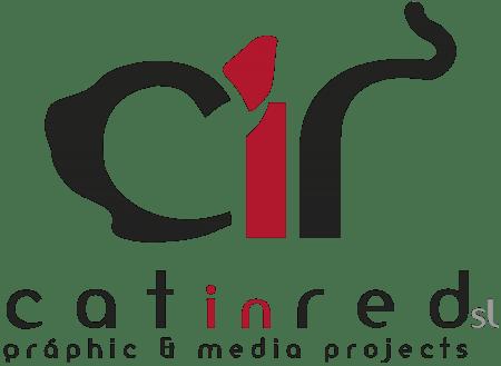 Catinred – Servicios Gráficos y Multimedia Logo