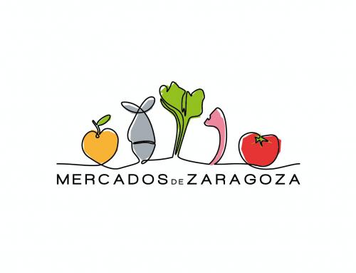 Propuesta de imagen corporativa para Mercados de Zaragoza