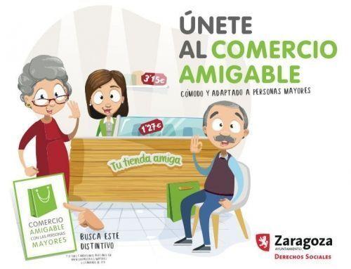 Únete al comercio amigable – Ayuntamiento de Zaragoza